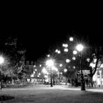place gambetta de nuit à bordeaux