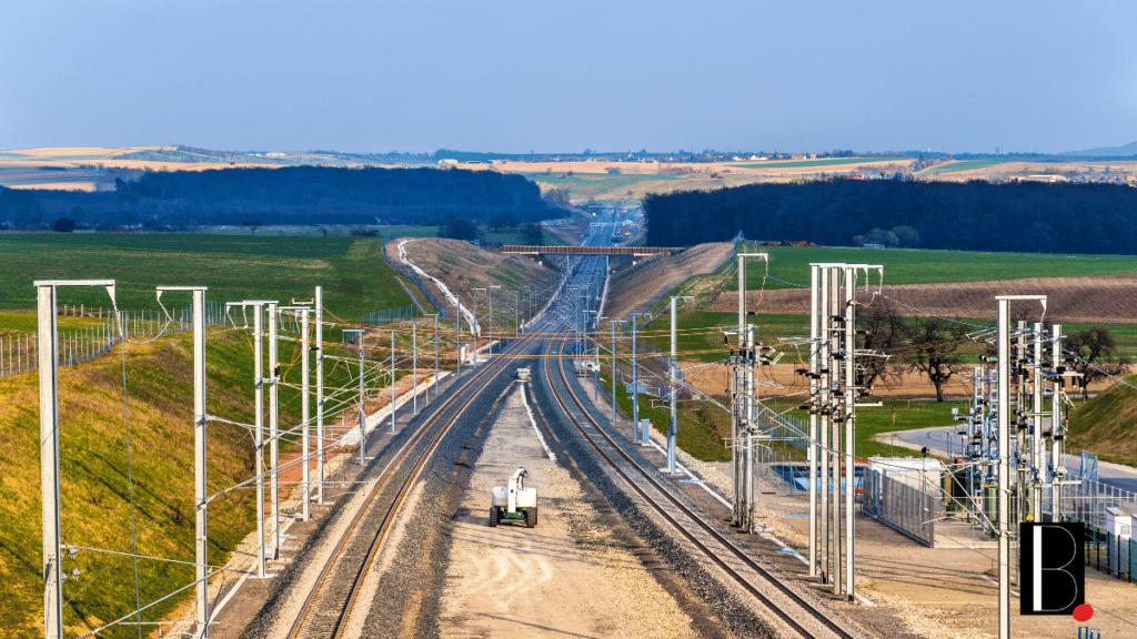 LGV Bordeaux betting railway line