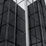 immeuble design verre