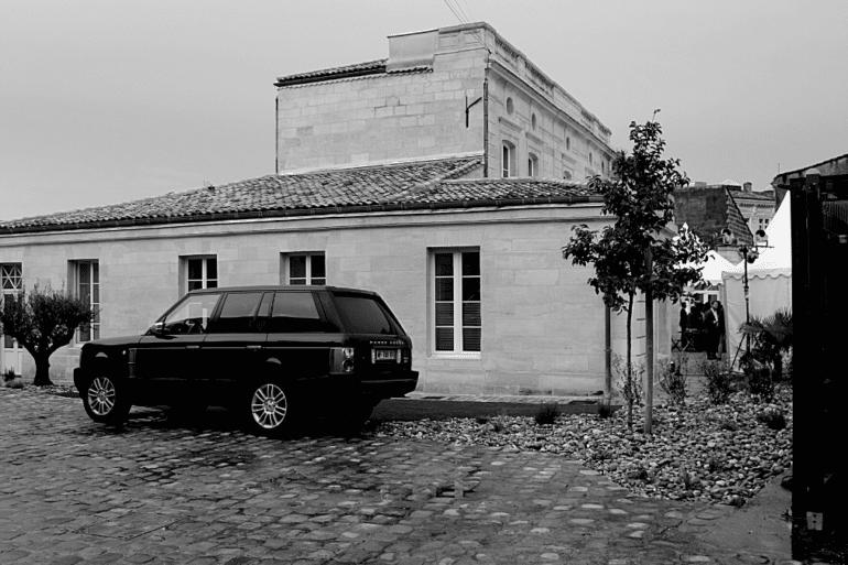 Entrée Cabinet Cornet Vincent Ségurel Bordeaux