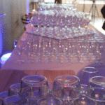 Verres cocktail Bordeaux business