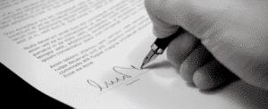 Réunion juridique sur le thème de la passation de pouvoir en entreprise