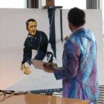 peintre-artiste-banque-populaire-event-bordeaux-business