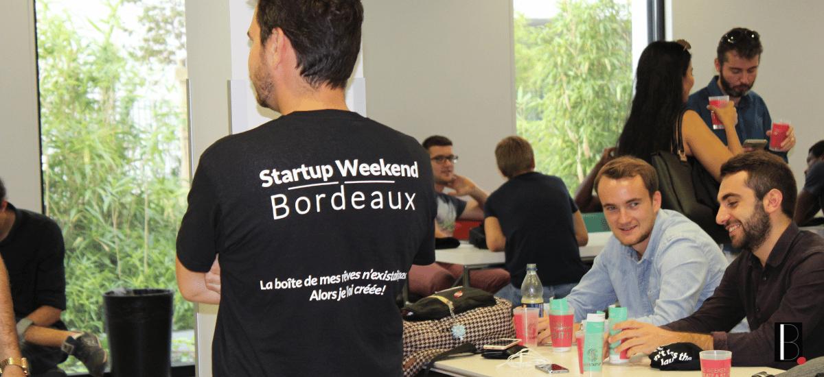 Start up weekend SW Bordeaux - Bordeaux Business
