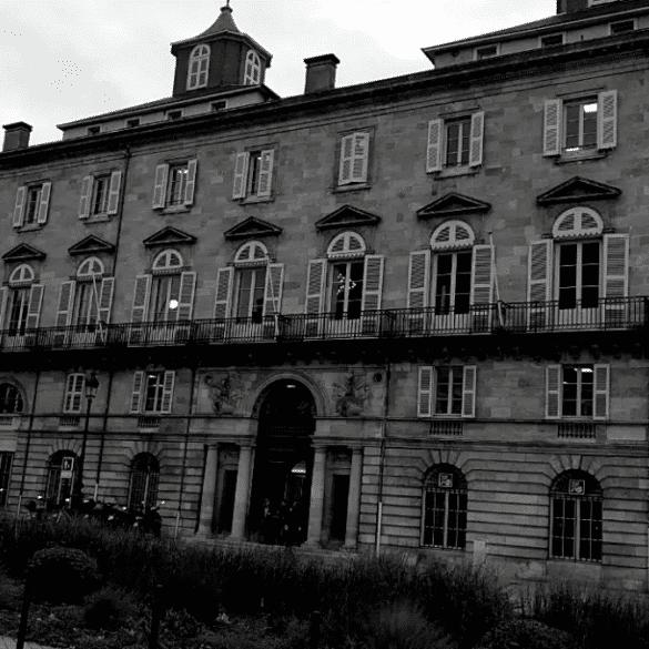 Hôtel Fenwick Bordeaux Héméra Façade BORDEAUX Business