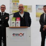 Inauguration des Cafés Michel - discours - Bordeaux Business