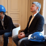Participants conférence incubateur héméra Bordeaux Business