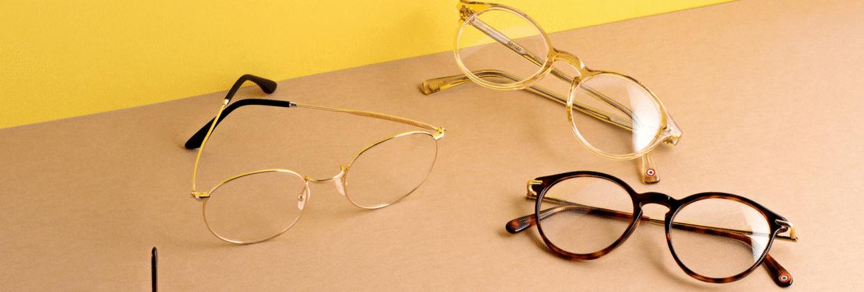 Les lunettes Sensee de la gamme Lutina