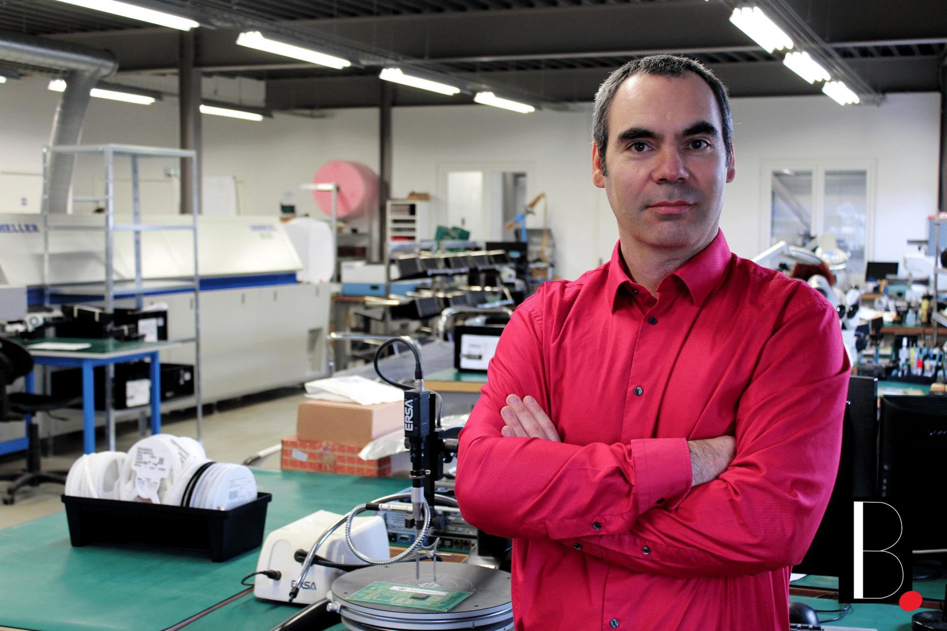 EMS Proto fondateur Pierre Yves Sempere Bordeaux Business