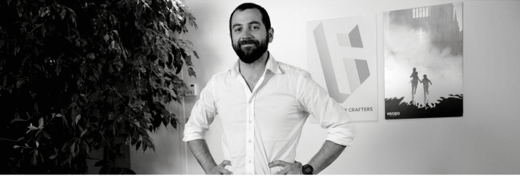 Antoine BEZBORODKO Asobo - Bordeaux Business