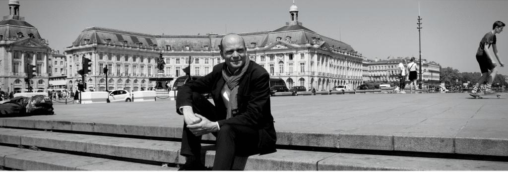 Entrepreneur Charles Marie BORET CMB Bordeaux business