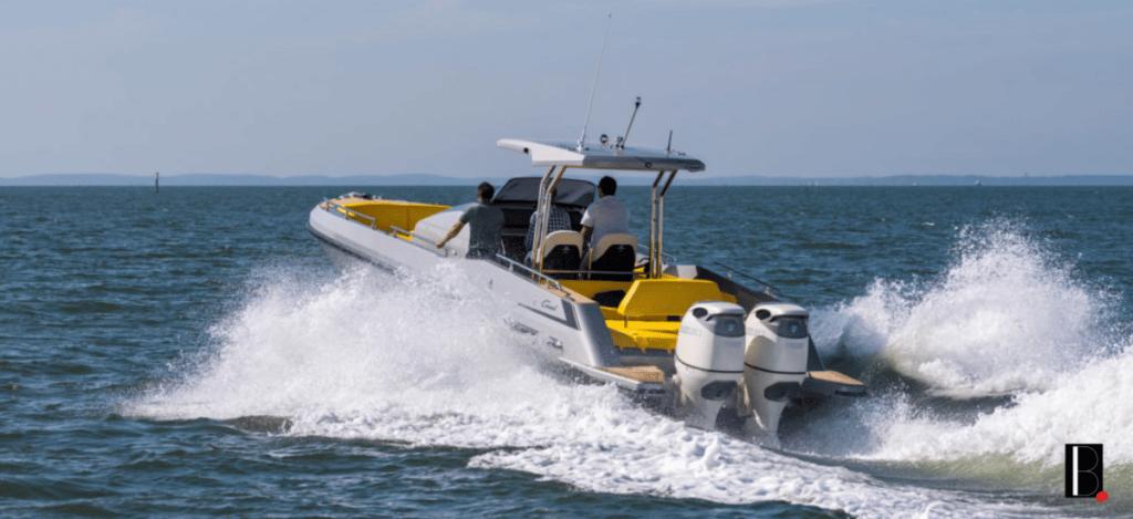 Yacht Endless 1100 Bordeaux Business