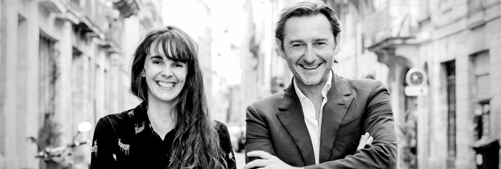 Yann Dacquay et Aurore Brière Agence PPM portrait bordeaux business