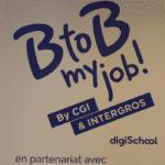 Evenement B to B my Job à la gare de bordeaux - Bordeaux business