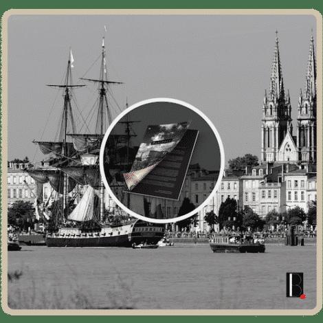 Magazine print publicité Bordeaux Business