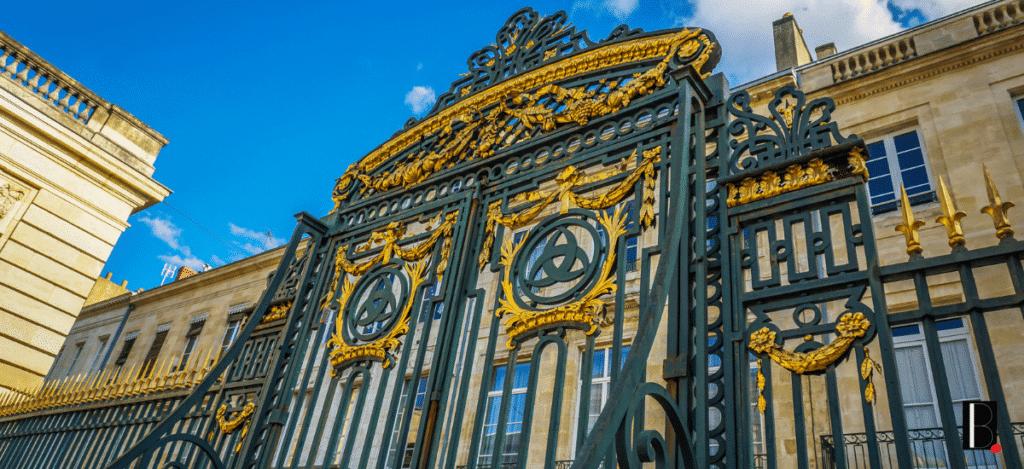 Portail de la mairie Bordeaux business