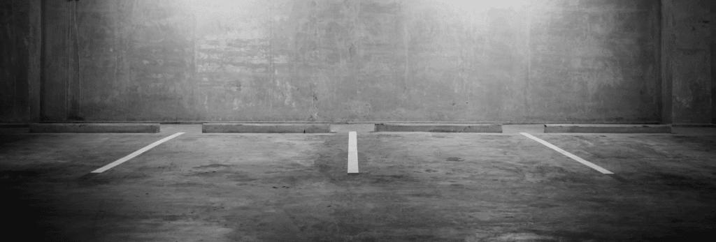 Parking vide souterrain YesPark - Bordeaux Business