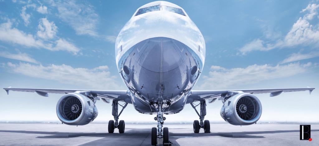 Avion tarmac Bordeaux Business