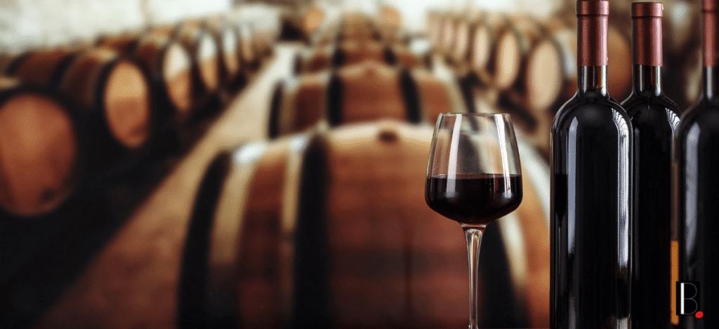 Vins château Bordeaux Business