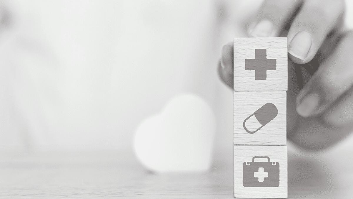 sante cube main soin medical