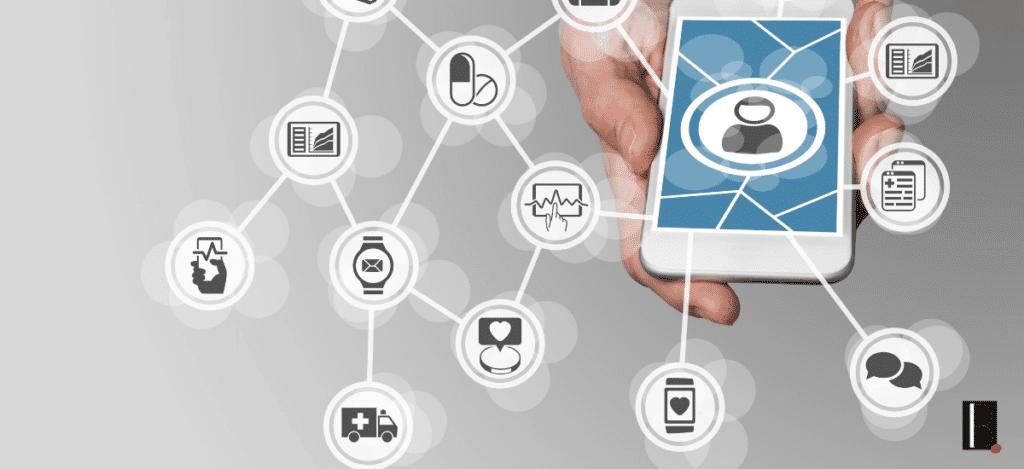 smartphone médecine Bordeaux Business