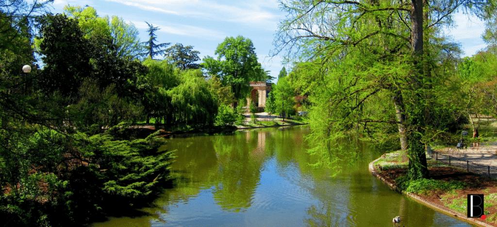 Parc verdure Bordeaux Business