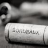 Le vin bouchon liège bouteille bordeaux
