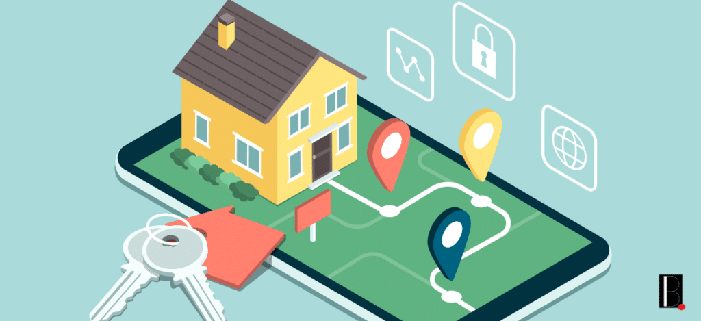 Gestion maison smartphone bordeaux business