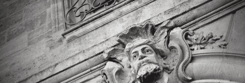 Bâtiment bordelais typique Bordeaux Business