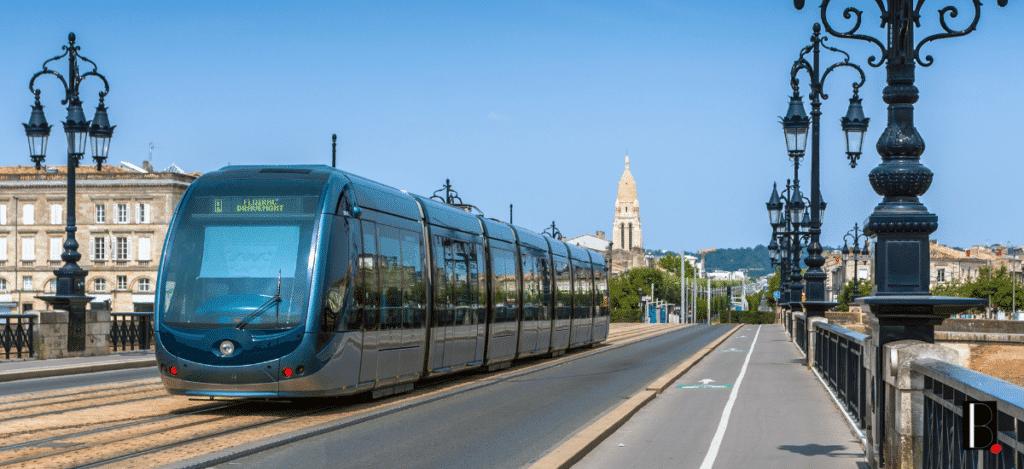 Transports commun Bordeaux Business