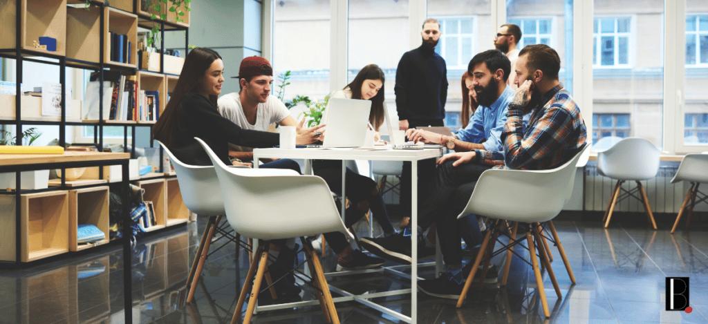 Groupe travail entrepreneur Bordeaux Business