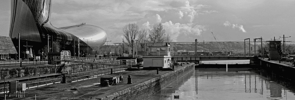Cite du Vin Bordeaux Canal