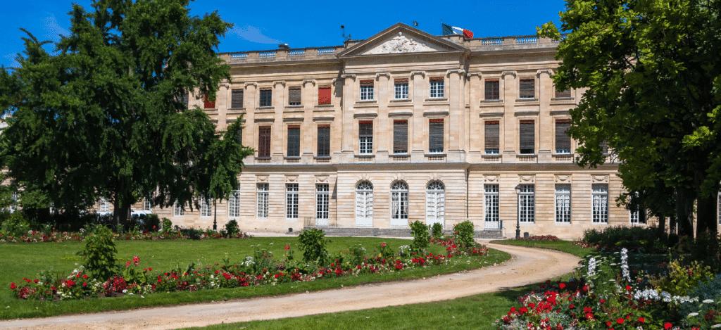 Beaux Arts tourisme culture Bordeaux