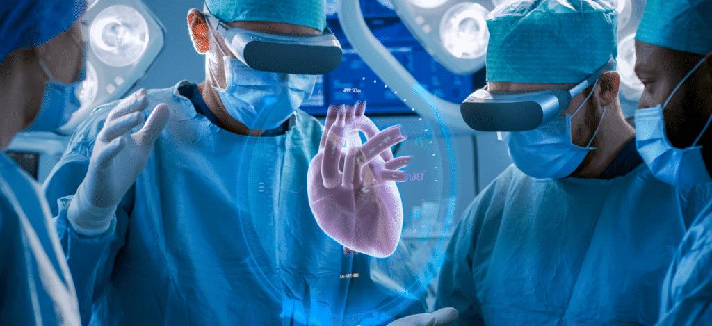 opération chirurgicale coeur patient business emploi precision