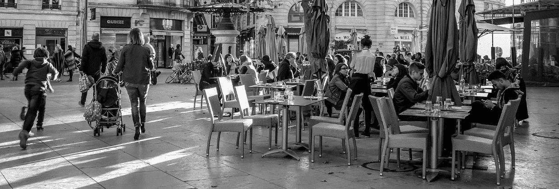 Visite tourisme restaurant détente café Bordeaux