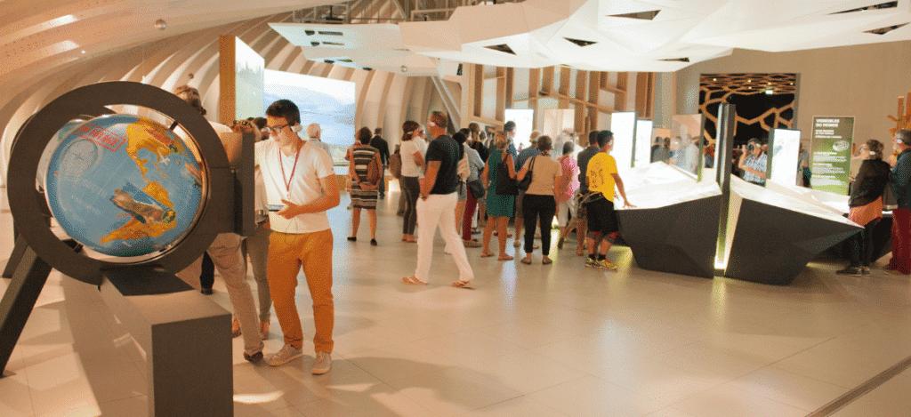 visiter la Cité du Vin bordeaux tourisme