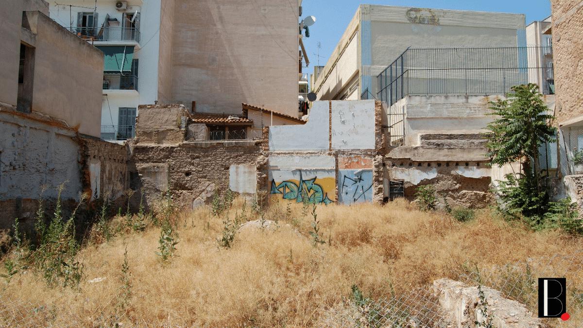 Construction terrain vague