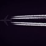 Aéronautique avion de ligne en vol intelligence artificielle Bordeaux Business