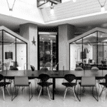 Aménagement espace coworking open space BORDEAUX Business