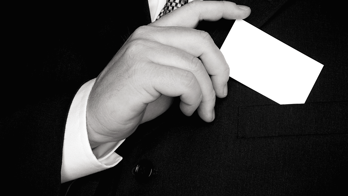 Communication entreprise carte de visite BORDEAUX Business