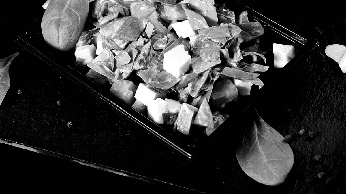 livraison de repas entreprise salade