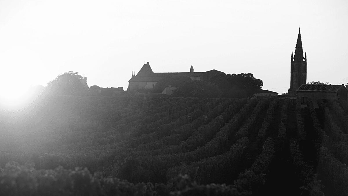 Château Trolong Mondot ville Saint-Emilion