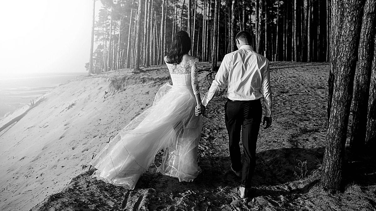 Mariage couple organisation wedding planner