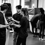 jeunes en apprentissage technique