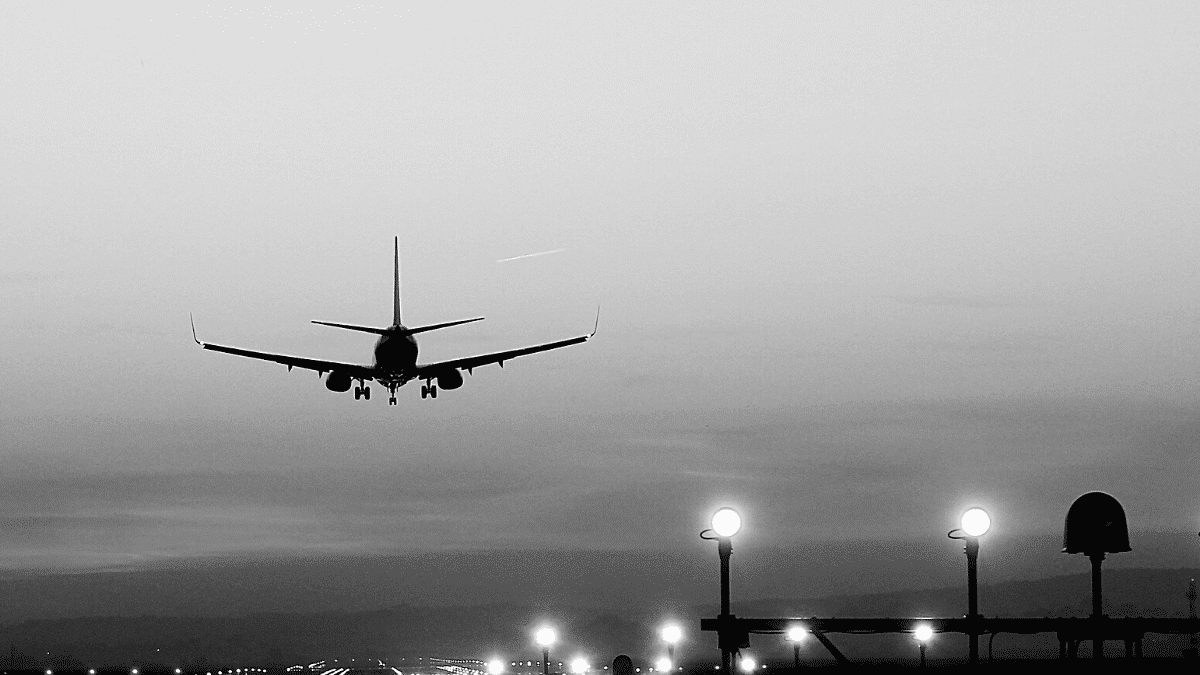 aviation en vol décollage