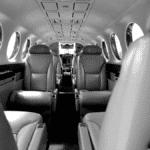Cabine Jet privé transports