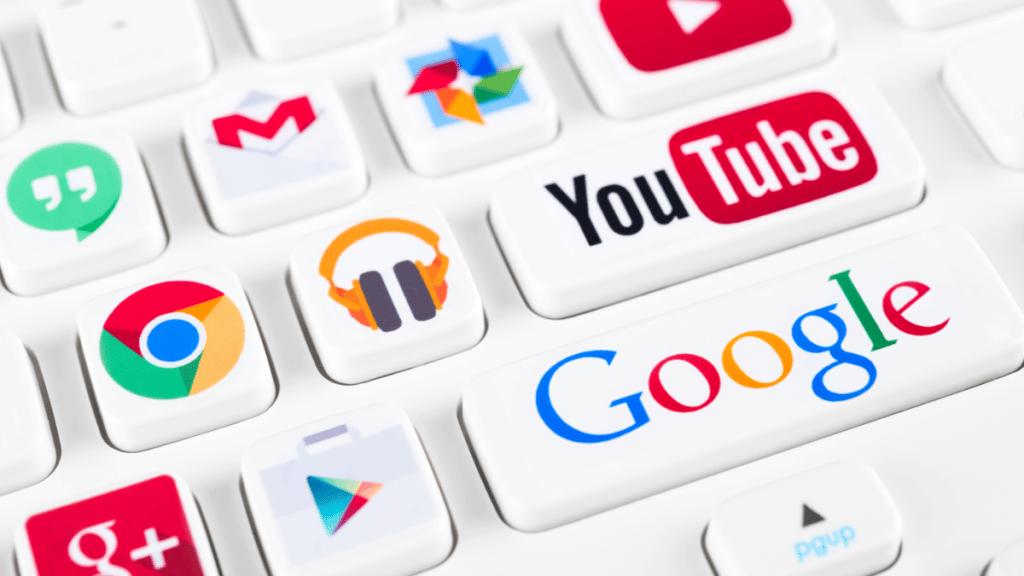 ecosystème Google complet intégré dans Gmail pour optimisation du temps de travail en entreprise