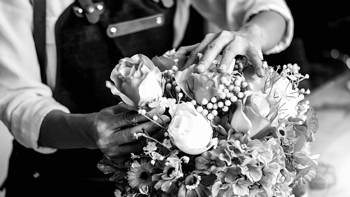 Carrément Fleurs création bouquet