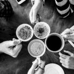 La restauration service café amis
