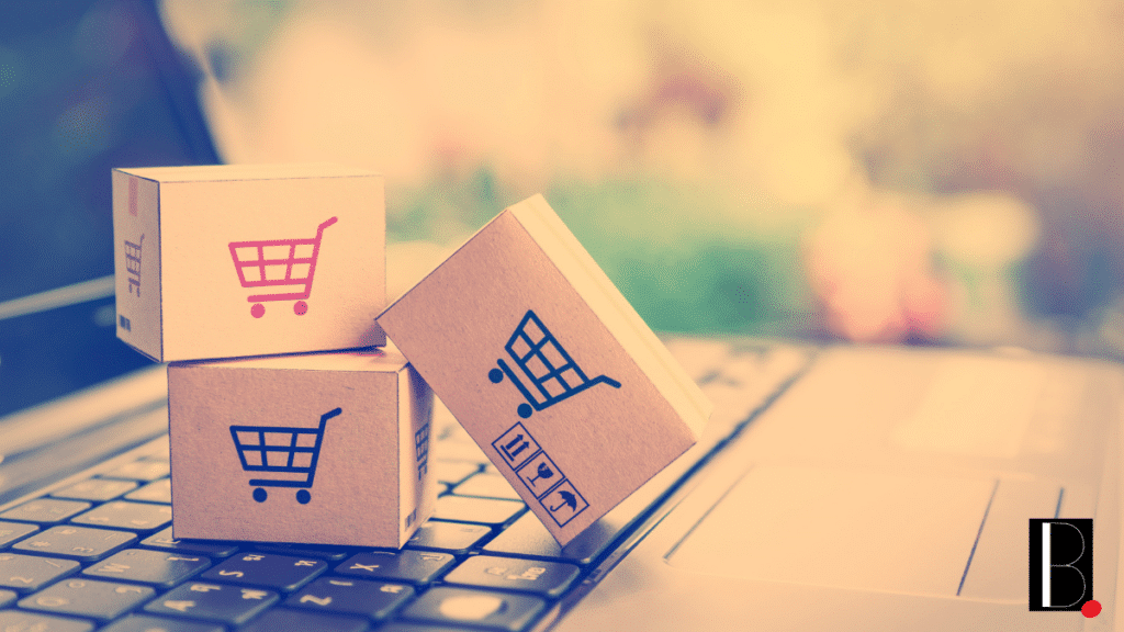 chariot achat ecommerce